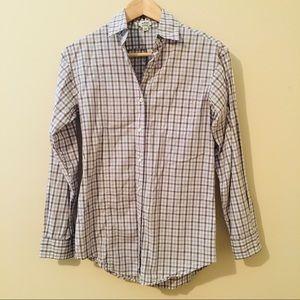 Wilfred | Plaid Button Down Shirt